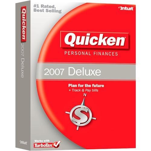 Intuit 298331 Quicken 2007 Deluxe