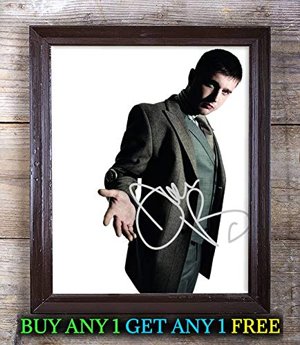 Plan B The Defamation Strickland Banks Autographed 8x10 Photo Reprint #15 Special Unique Gifts Ideas Him Her Best Friends Birthday Christmas Xmas Valentines Anniversary Fathers Mothers Day