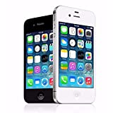 GDGOOD for Apple iPhone 4S 16GB Factory GSM Unlocked Smartphone (4S,16GB)