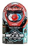 Flickerz are revolutionary new pocket sized flying discs that fly over 70 feet. They bring year-round fun and indoor/outdoor flexibility to the classic sport of flying discs. The Trick Shot Net features flexible legs that let you setup and play anywh...