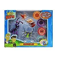 Wild Kratts Creature Power 4 Pack - Crawlers Set