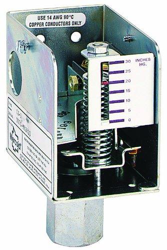Dwyer Mercoid Series CS Diaphragm Pressure Switch, Fixed ...