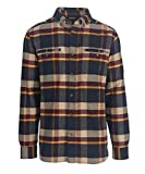 Woolrich Men's Oxbow Pass Plaid Flannel ...