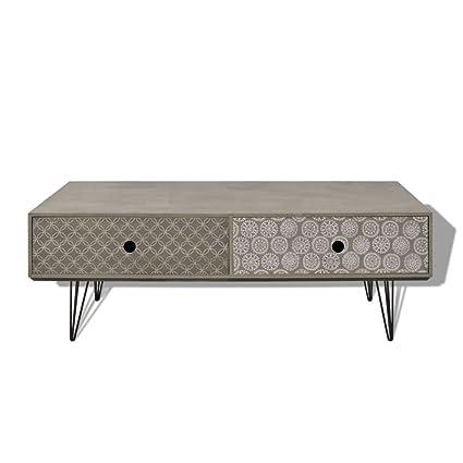 Admirable Amazon Com Coffee Table Living Room Low Sofa Tea Stand Side Machost Co Dining Chair Design Ideas Machostcouk