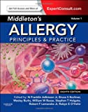 Middleton's Allergy : Principles and Practice, Adkinson, N. Franklin, Jr. and Bochner, Bruce S., 0323085938