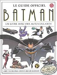Batman, série animée (stickers)