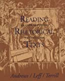 Reading Rhetorical Texts, James Robertson Andrews and Michael C. Leff, 0395731569
