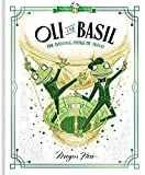 Oli and Basil: The Dashing Frogs of Travel: World