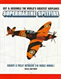 Supermarine Spitfire, Random House Value Publishing Staff and Hillel Ben-Yosef, 0517186454