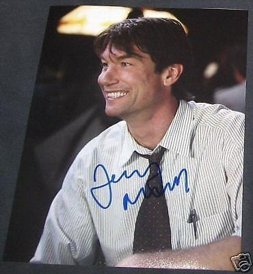 Jerry O'connell Signed Auto New Rare 8x10 Photo Proof C