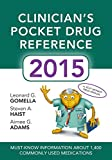 img - for Clinicians Pocket Drug Reference 2015 book / textbook / text book