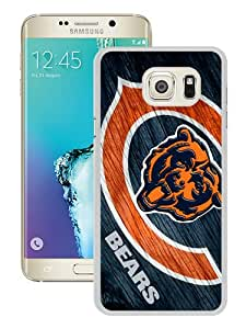 Unique Samsung Galaxy Note 5 Edge Skin Case ,Fashionable And Durable Designed Phone Case With Chicago Bears 38 White Samsung Galaxy Note 5 Edge Screen Cover Case