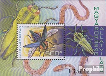 Prophila Collection Hungría Bloque 292 (Completa.edición.) 2004 ...