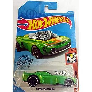 Hot Wheels Rodger Dodger 2.0...