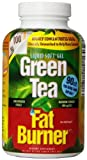 Applied Nutrition Green Tea Fat Burner, Fast-Acting Maximum Strength with 400 mg EGCG, 90 Count by Applied Nutrition