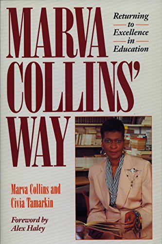 Books : Marva Collins' Way