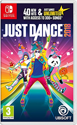 Just Dance 2018 (Nintendo Switch) (UK IMPORT)