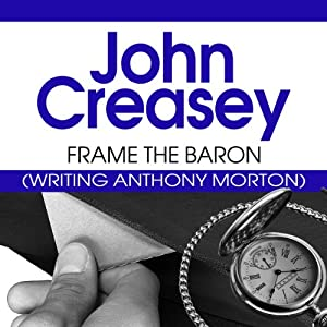 Frame the Baron Audiobook