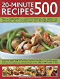 500 20 Minute Recipes, Jenni Fleetwood, 1572156007