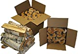 Wilson Enterprises Split Firewood, White Birch
