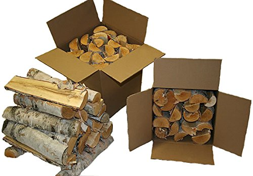 Wilson Enterprises Split Birch Firewood (Box size 12