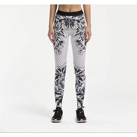 NSYJKPantaloni da yogaMujeres Yoga Pantalones de Compresión ...
