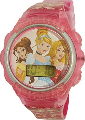 Disney Princess Flashing Lights LCD Watch