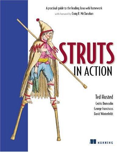 Struts Action Building Applications Framework product image