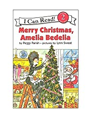 Merry Christmas, Amelia Bedelia (I Can Read Level 2)
