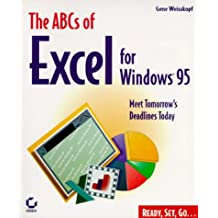 The ABCs of Excel for Windows 95
