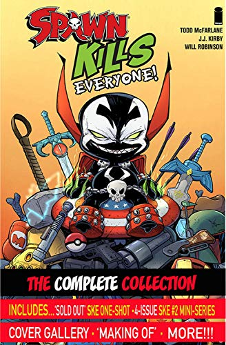 Pdf Graphic Novels Spawn Kills Everyone: The Complete Collection Volume 1