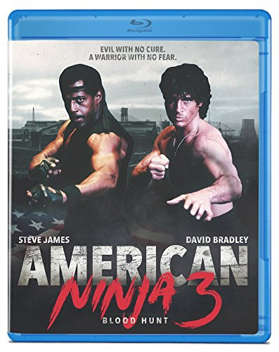 American Ninja 3: Blood Hunt [Blu-ray]