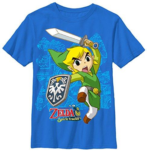 Nintendo Boys Link Graphic T shirt