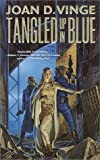 Tangled Up In Blue (Snow Queen) by Vinge, Joan D. (2001) Mass Market Paperback