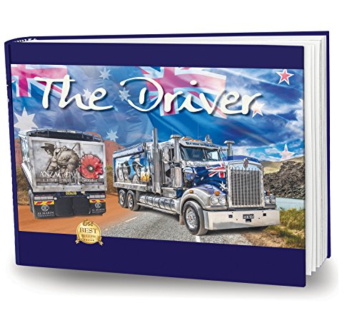 Used, The Driver - Australia and New Zealand on the back for sale  Delivered anywhere in USA