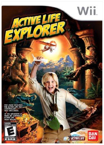 Active Life Explorer - Nintendo Wii