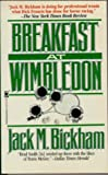Front cover for the book Breakfast at Wimbledon by Jack M. Bickham