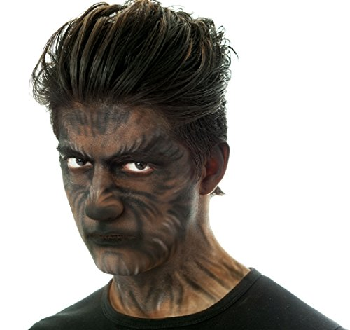Woochie by Cinema Secrets Werewolf Nose Latex Large Appliance, Multi, One (Werewolf Face)