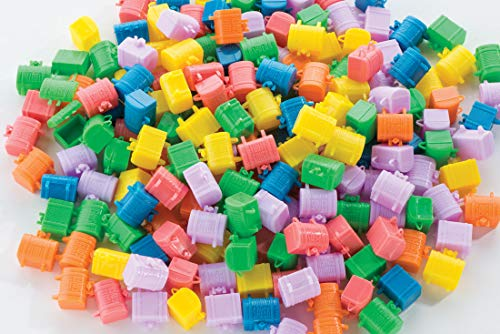 SmileMakers Lucky Tooth Treasure Chests - Prizes 1000 per Pack (Tooth Treasure Box)