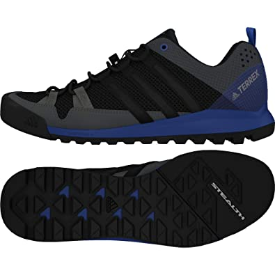 e4164900608 adidas Men s Terrex Solo Low Rise Hiking Shoes  Amazon.co.uk  Shoes ...