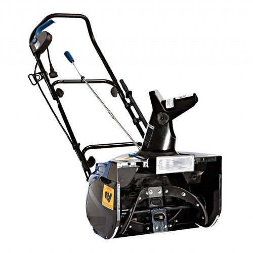 Snow Joe Ultra 18-Inch 15-Amp Electric Snow Thrower with Light ? SJ623E-RM (Refurbished A) by Snow Joe