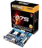 Zotac Motherboard Micro ATX DDR3 1600 AMD-FM1 A75MAT-A-E