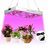 LED Plant Grow Light, Asundom Full Spectrum 100W Pro Aluminum Made Grow Lights with Daisy Chain for Hydroponic Indoor Plants Seeding, Germination & Flowering.