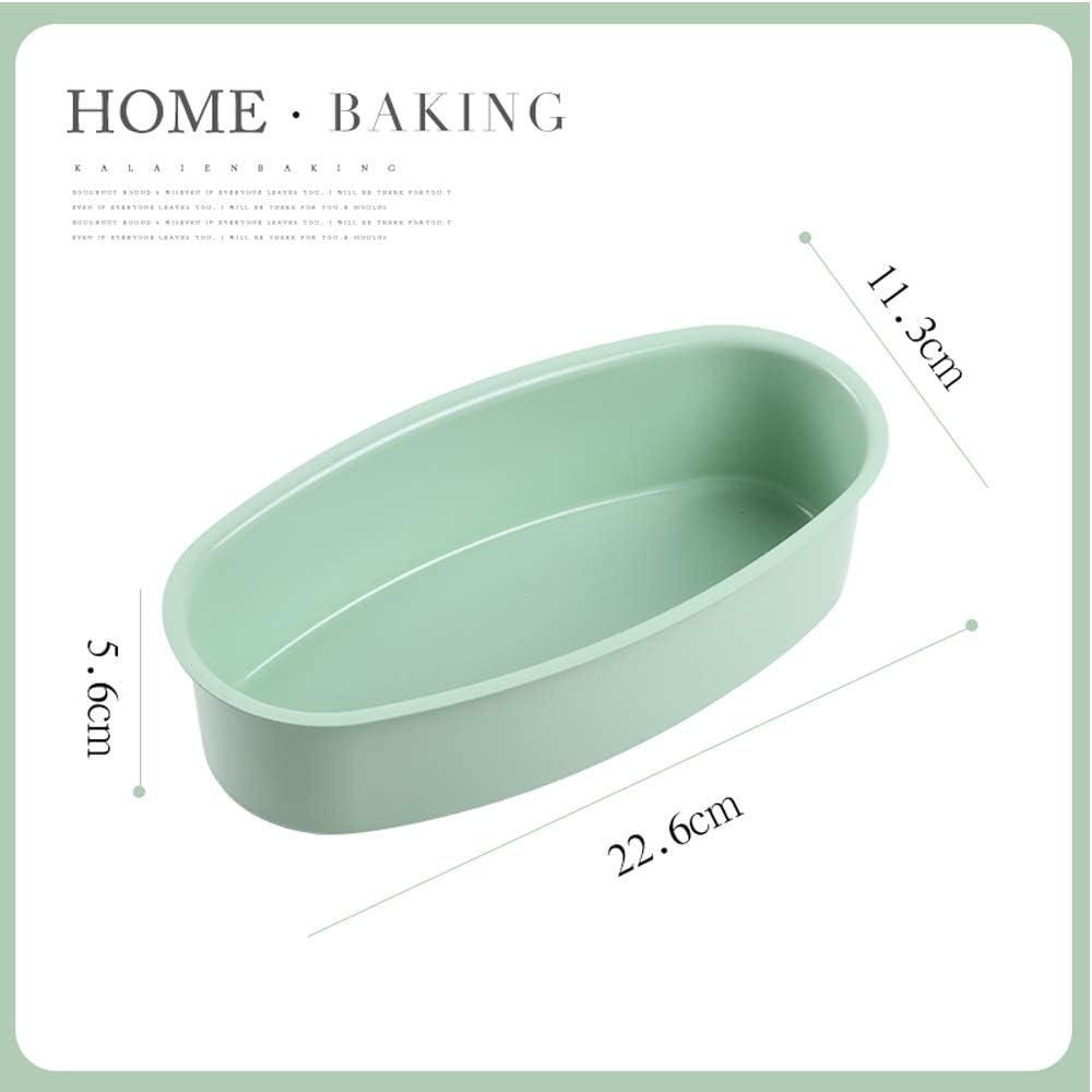 Yesbaby Non Stick Bakeware Baking Pan Removable Base Baking Tray Cake Mold