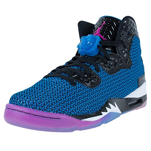 pht Spike Nike Black Pink Jordan Shoe Basketball Jordan orng atmc Air Forty PE Fr Bl Men's qwRF7wI