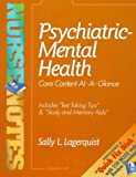 img - for Nurse Notes: Psychiatric-Mental Health : Core Content At-A-Glance book / textbook / text book