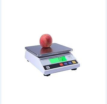 GJJ Versión De Batería De Precisión De Cocina Balanza Electrónica De Precios - Balanza Electrónica De Balanza - Báscula Electrónica De Batería: Amazon.es: ...