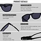 COCOSAND Baby Sunglasses 100% UV Protection with