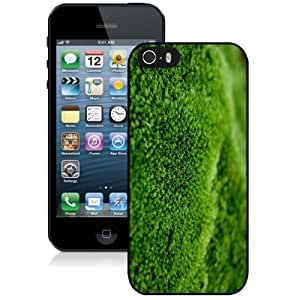 New Fashionable Designed For iPhone 5s Phone Case With Green Meadow Phone Case Cover