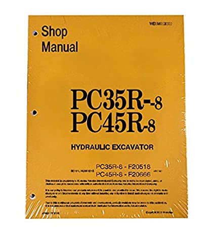 download komatsu pc30r 8 pc40r 8 excavator manual